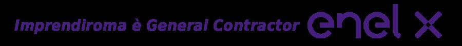 Imprendiroma è General Contractor Enel X